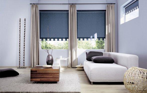 Красивые римские шторы фото