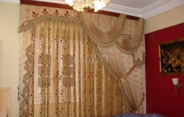 Многослойные шторы для