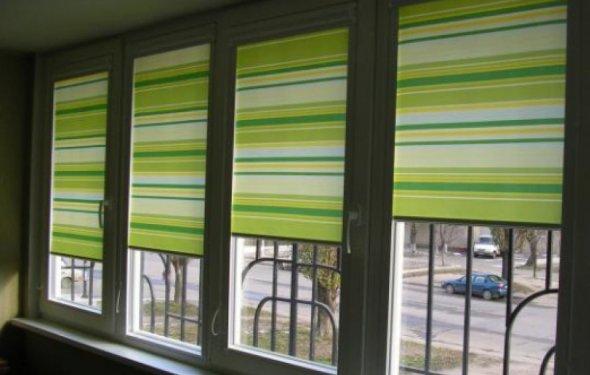 Рулонные шторы – тепло и уют