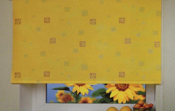 Рулонные шторы,тканевые ролеты