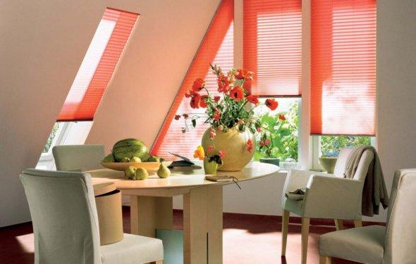Солнцезащитные шторы для