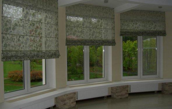 Римские шторы СПб